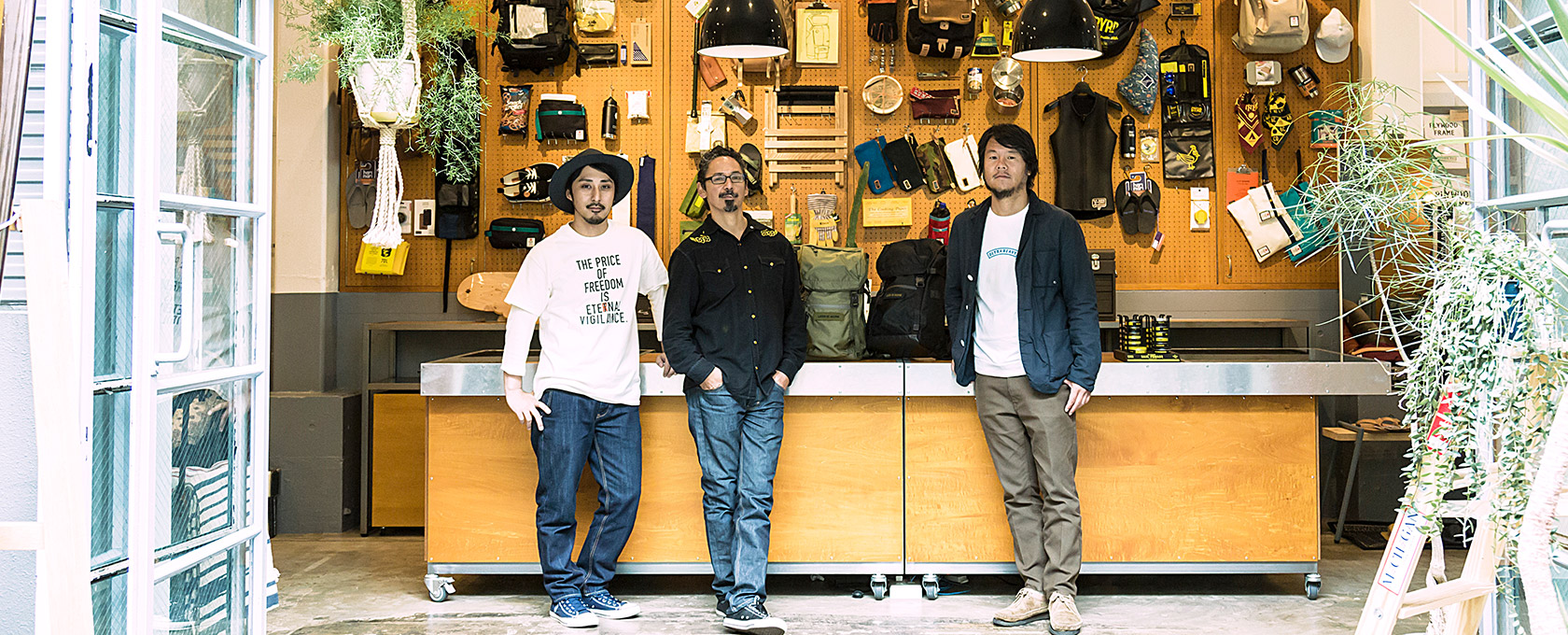 gallery of GALLERIA × Tommy Guerrero × AS2OVのコラボモデルが登場