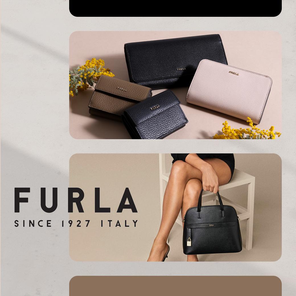 イタリアならではの美しい色彩と洗練されたデザインで女性を彩る「フルラ」