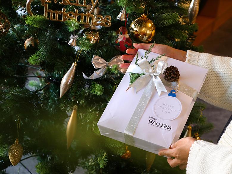 大切な贈り物に、クリスマスリボン・カードをご用意いたしました